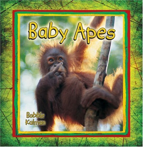 9780778739678: Baby Apes (It's Fun to Learn About Baby Animals)