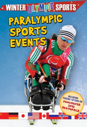Paralympic Sports Events (Winter Olympic Sports): Robin Johnson