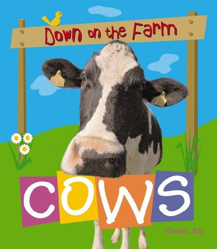 9780778740513: Cows (Down on the Farm)