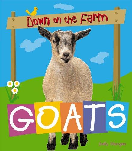 9780778740544: Goats (Down on the Farm)