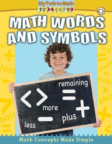9780778743651: Math Words and Symbols (My Path to Math)