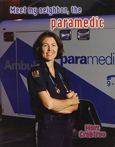 Meet My Neighbor, the Paramedic: Marc Crabtree