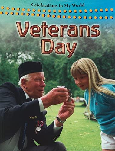 9780778747857: Veterans Day (Celebrations in My World (Paperback))