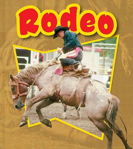 Rodeo (Horsing Around (Library)): Johnson, Robin