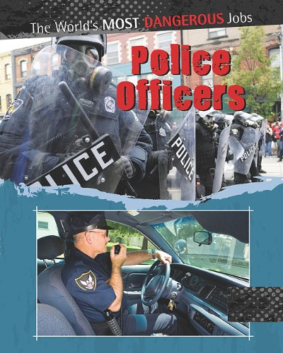 Police Officers: Rachel Tisdale; Antony