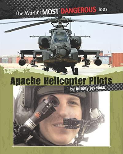 Apache Helicoper Pilot: Antony Loveless