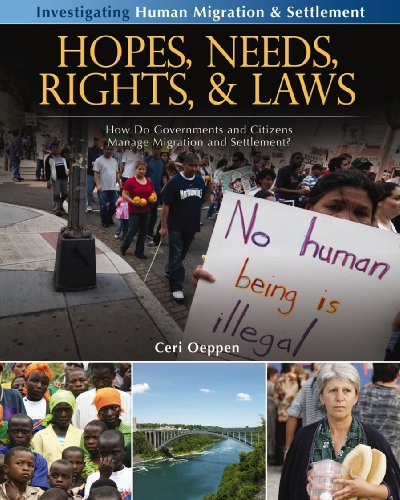 Hopes, Needs, Rights & Laws: How Do: Oeppen, Ceri