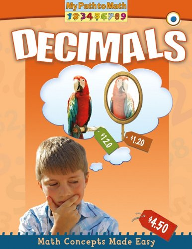 9780778767909: Decimals (My Path to Math)