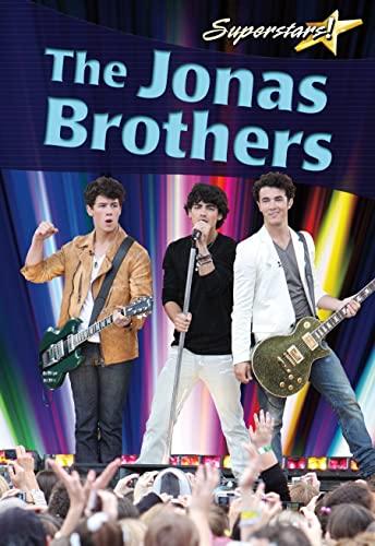 The Jonas Brothers (Superstars! (Crabtree)): Robin Johnson