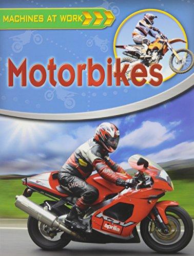 9780778774808: Motorbikes (Machines at Work (Crabtree Paperback))