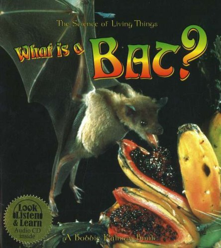 9780778776437: What Is a Bat? (Science of Living Things (Paperback))