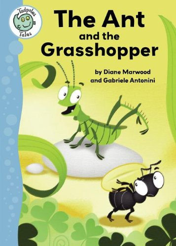 9780778779018: The Ant and the Grasshopper (Tadpoles Tales)