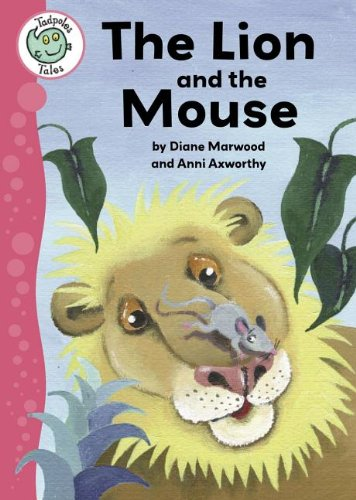 9780778779056: The Lion and the Mouse (Tadpoles Tales)