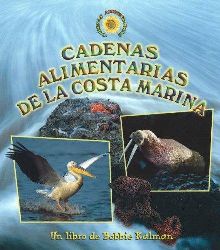 9780778785477: Cadenas Alimentarias de La Costa Marina (Spanish Edition)