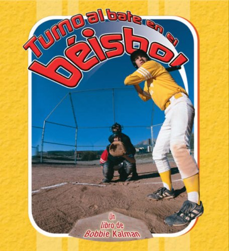 9780778786498: Turno al Bate en el Beisbol = Batter Up Baseball (Deportes Para Principiantes)