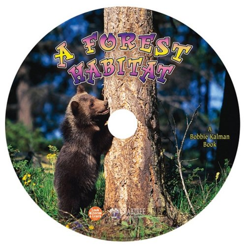 9780778790655: A Forest Habitat (Introducing Habitats)