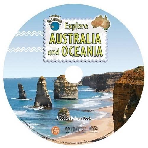9780778790778: Explore Australia and Oceania (Exploring the Continents)