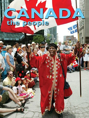 9780778793595: Canada the People (Lands, Peoples, & Cultures (Hardcover))