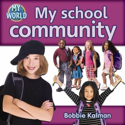 9780778794868: My School Community (My World)