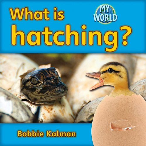 9780778795346: What Is Hatching? (My World: Level E)