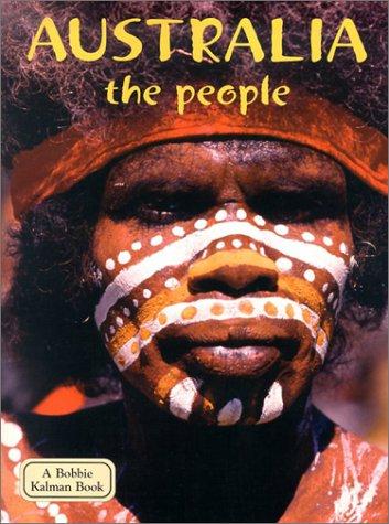 Australia the People (Lands, Peoples, & Cultures): Banting, Erinn