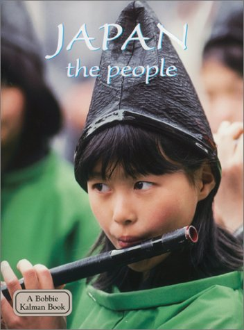 9780778797449: Japan the People (Lands, Peoples, & Cultures)