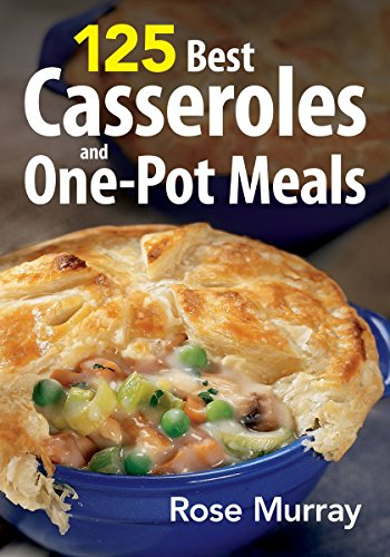 9780778800552: 125 Best Casseroles and One-Pot Meals