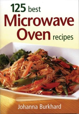 125 Best Microwave Recipes (Paperback)