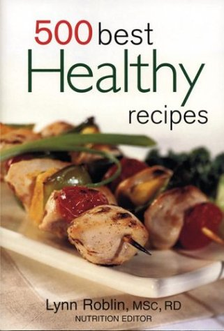 9780778800941: 500 Best Healthy Recipes