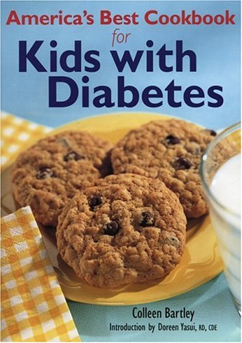 9780778801160: America's Best Cookbook for Kids with Diabetes
