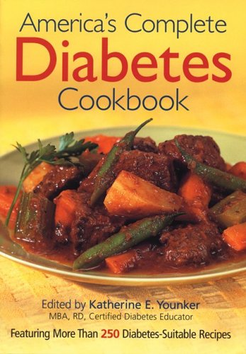 9780778801269: America's Complete Diabetes Cookbook