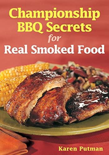 9780778801306: Championship BBQ Secrets for Real Smoked Food