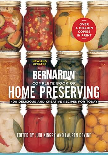 9780778801375: Bernardin Complete Book of Home Preserving