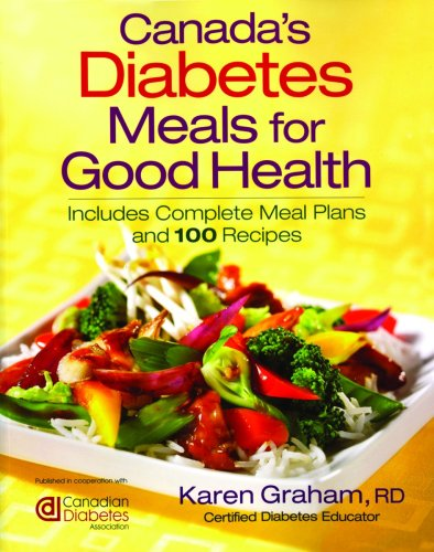 9780778802006: Diabetes Meals for Good Health