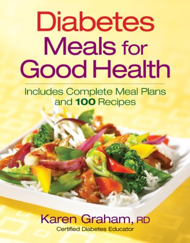 9780778802020: Diabetes Meals for Good Health: Includes Complete Meal Plans and 100 Recipes