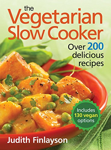 9780778802396: Vegetarian Slow Cooker: Over 200 Delicious Recipes