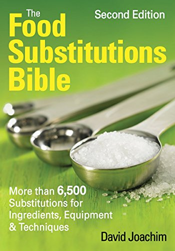 The Food Substitutions Bible (.Bible (Robert Rose))
