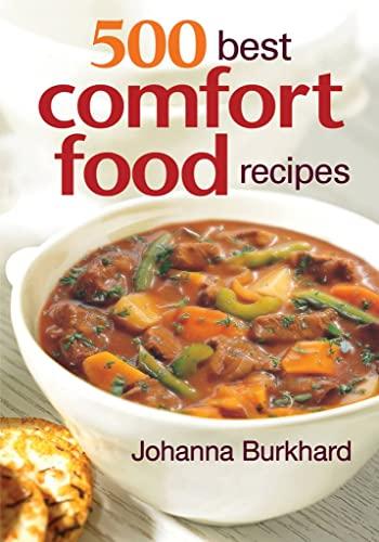 9780778802488: 500 Best Comfort Food Recipes