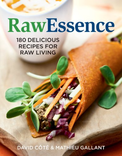 9780778804468: RawEssence: 180 Delicious Recipes for Raw Living