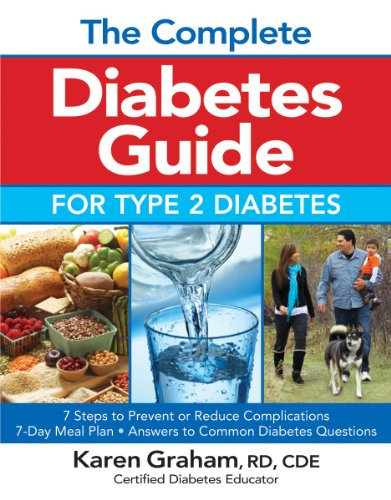 9780778804581: Complete Diabetes Guide for Type 2 Diabetes