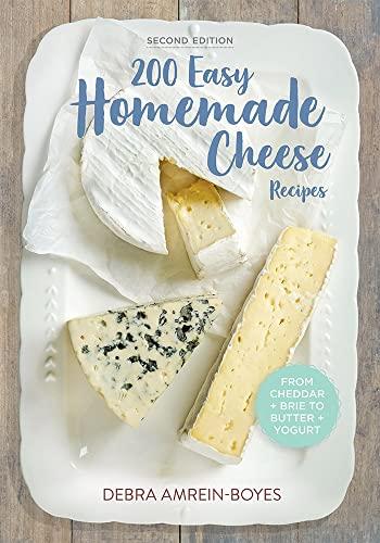 9780778804659: 200 Easy Homemade Cheese Recipes