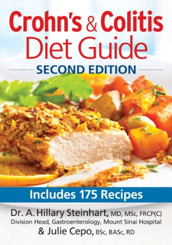 9780778804789: Crohn's and Colitis Diet Guide: Includes 175 Recipes