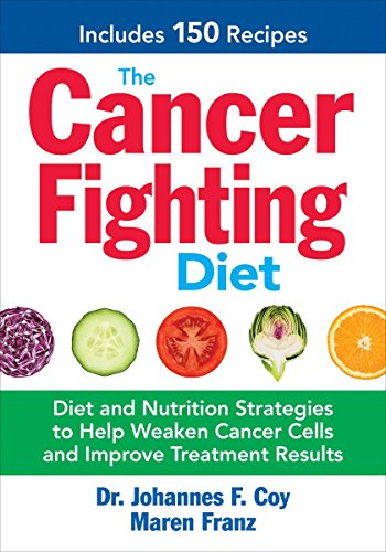 9780778805083: The Cancer-Fighting Diet: Diet and Nutrition Strategies for Effective Cancer Treatment Results