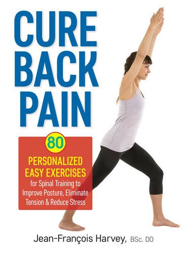 9780778805311: Cure Back Pain: 80 Personalized Easy Exercises for Spinal Training to Improve Posture, Eliminate Tension and Reduce Stress