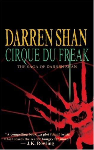9780779113903: Cirque Du Freak: The Saga of Darren Shan, Book 1