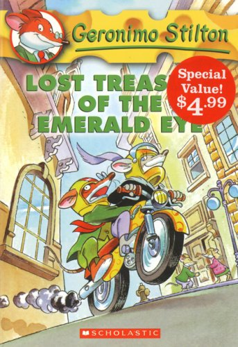 9780779114542: Geronimo Stilton #1: The Lost Treasure of the Emerald Eye: Special Value Edition
