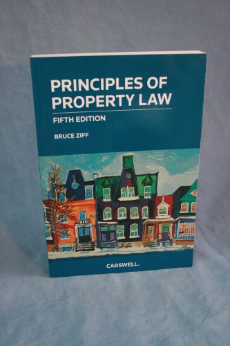 9780779827312: Principles of Property Law, 5th Edition