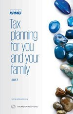 Tax Planning for You and Your Family: KPMG