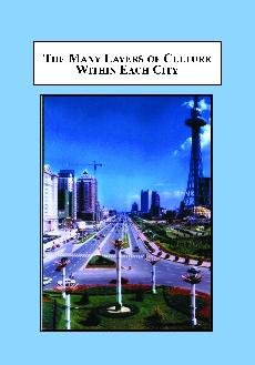 9780779901586: The Many Layers of Culture within Each City: A Theory of Cultural Geography