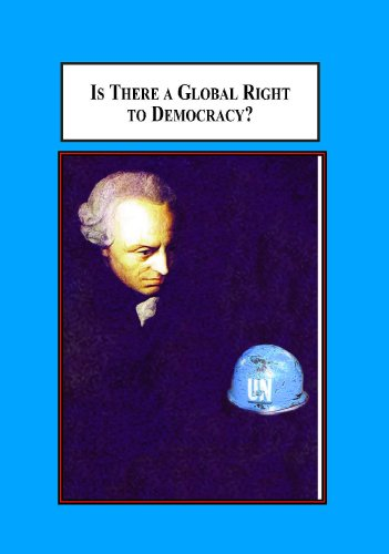 9780779905805: Is There a Global Right to Democracy?: A Philosophical Analysis of Peacekeeping and Nation Building